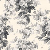 House Of Hackney London Rose Grey Mural