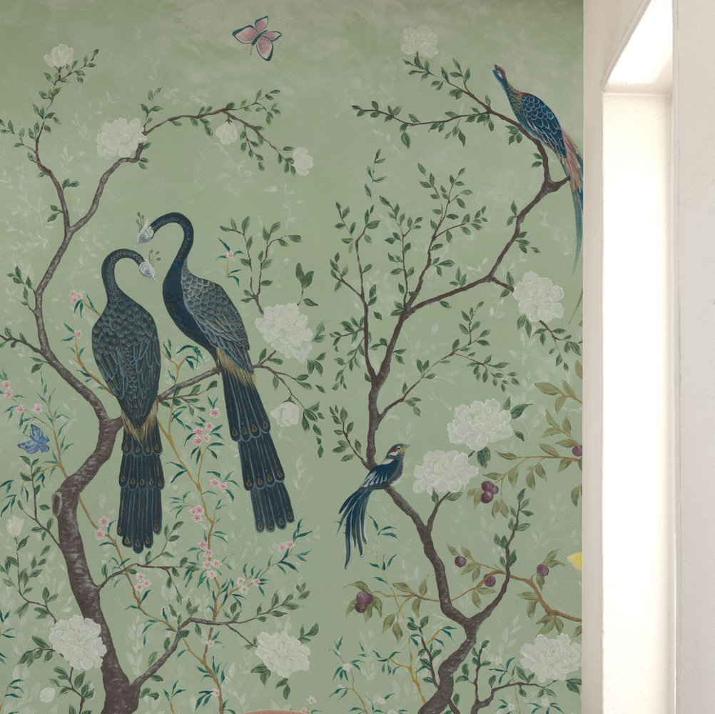 Coordonne Edo Mint Mural - Product code: 6600090