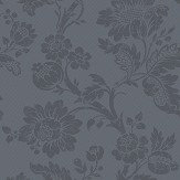 Elizabeth Ockford Elterwater Black Wallpaper - Product code: WP0110204