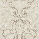 The Paper Partnership Ravenglass Taupe Wallpaper