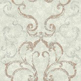 Elizabeth Ockford Ravenglass Green Wallpaper - Product code: WP0110404