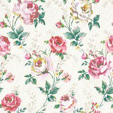 Elizabeth Ockford Ambleside Cream Wallpaper - Product code: WP0110901