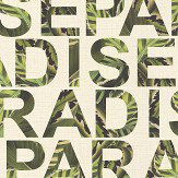 Albany Paradise Green Wallpaper
