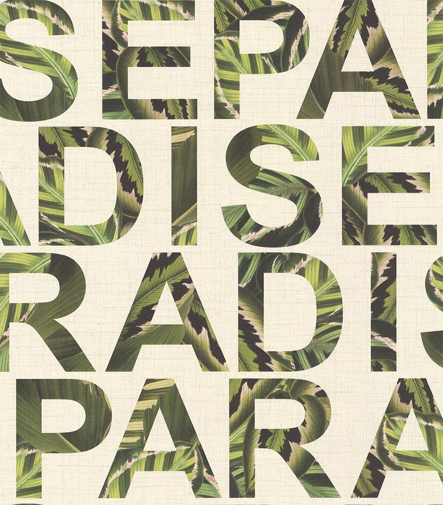 Albany Paradise Green Wallpaper - Product code: 440904
