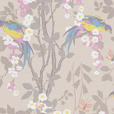 Little Greene Loriini Dorian Wallpaper