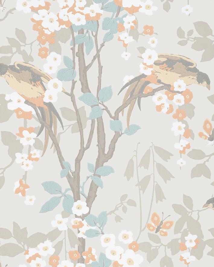 Little Greene Loriini Tuscany Wallpaper - Product code: 0291LOTUSCA