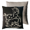 Blendworth Jet Cushion Medieval black - Product code: 600021