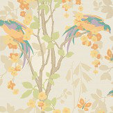Little Greene Loriini Nouveau Wallpaper - Product code: 0291LONOUVE
