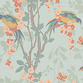 Little Greene Loriini Jolie Wallpaper - Product code: 0291LOJOLIE