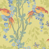 Little Greene Loriini Jasper Wallpaper