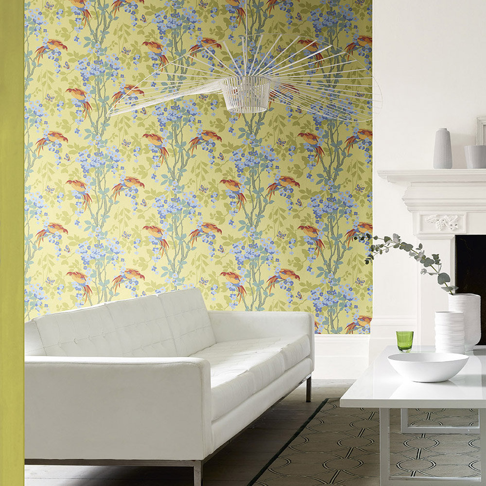 Little Greene Loriini Jasper Wallpaper - Product code: 0291LOJASPE