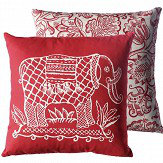Blendworth Ziggy Cushion Valentine