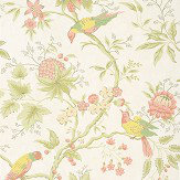 Little Greene Brooke House Cloth Wallpaper