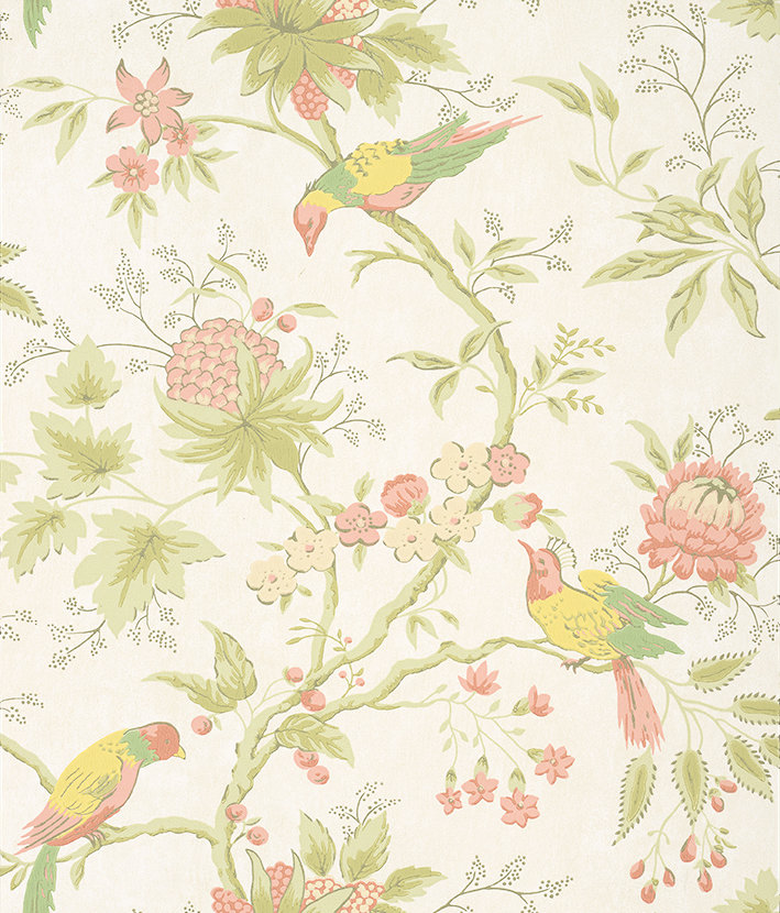 Little Greene Brooke House Cloth Wallpaper - Product code: 0291BRCLOTH