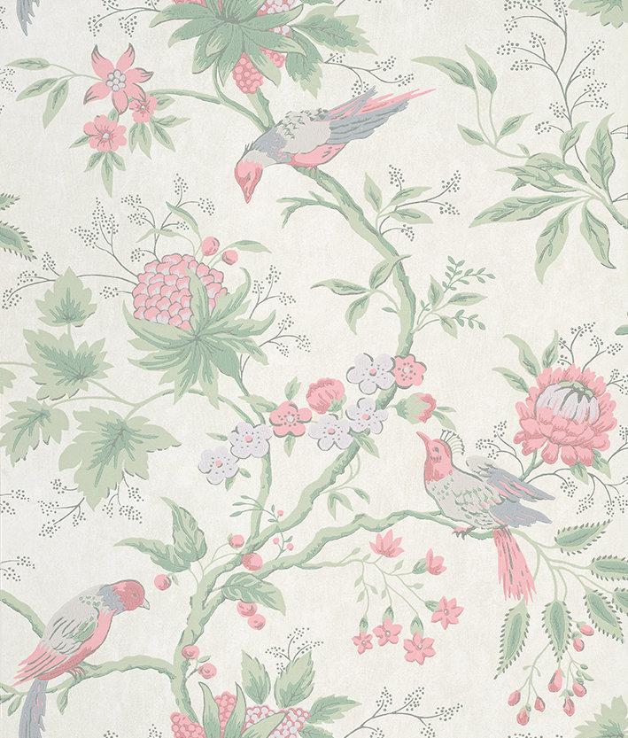 Little Greene Brooke House Linen Wallpaper - Product code: 0291BRLINEN