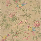Little Greene Brooke House Parchment Wallpaper