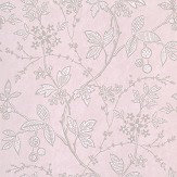 Little Greene Wrest Trail Pink Plaster Wallpaper
