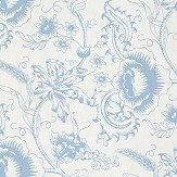 Little Greene Woodblock Mono Juniper Wallpaper - Product code: 0291WOJUNIP