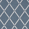 Thibaut Pompton Trellis Navy Wallpaper - Product code: T72634