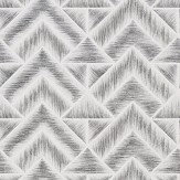 Designers Guild Mandora Graphite Wallpaper