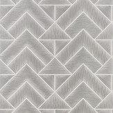 Designers Guild Mandora Silver Wallpaper - Product code: PDG1049/02