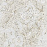 Designers Guild Emilie Vanilla Wallpaper - Product code: PDG1050/06