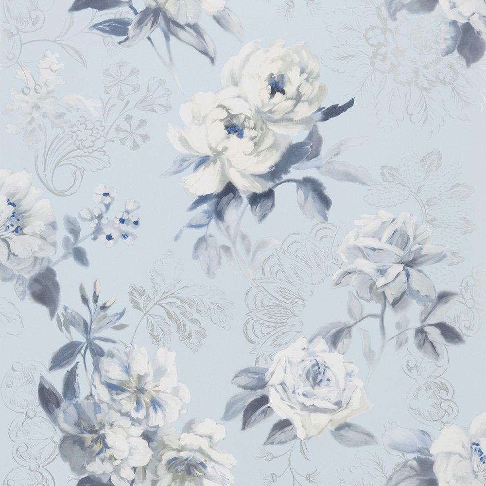 Designers Guild Victorine Cornflower Wallpaper - Product code: PDG1051/03