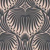 Farrow & Ball Lotus Setting Plaster Wallpaper
