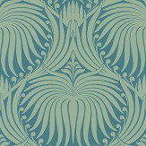 Farrow & Ball Lotus Wallpaper - Product code: BP 2064