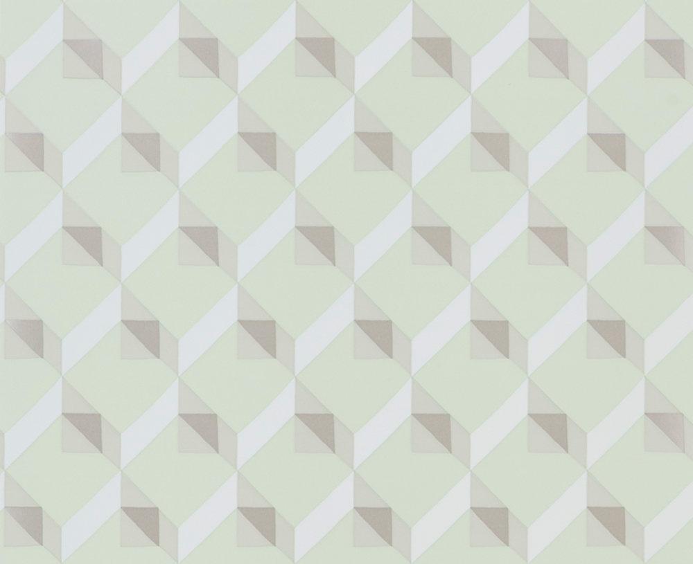 Designers Guild Dufrene Pale Jade Wallpaper - Product code: PDG1055/04