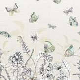 Designers Guild Papillons Birch Mural