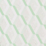 Designers Guild Jourdain Jade Wallpaper