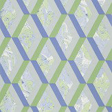 Designers Guild Jourdain Cobalt Wallpaper