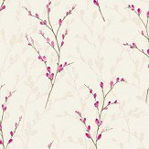 Arthouse Willow Plum Wallpaper