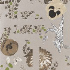 Christian Lacroix Primavera Labyrinthum Copper Wallpaper - Product code: PCL7018/05