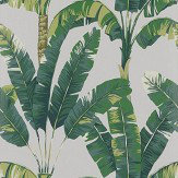 Osborne & Little Palmaria Green Wallpaper