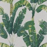 Osborne & Little Palmaria Green Wallpaper - Product code: W7210-03