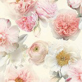 Arthouse Diamond Bloom Floral Blush Wallpaper