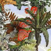 Christian Lacroix Jardin De Reves Panoramic Multi Mural - Product code: PCL7022/01