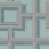 Osborne & Little Camporosso Mint Green Wallpaper - Product code: W7216-04