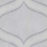 Prestigious Curve Silver Shadow Grey Wallpaper - Product code: 1655/964