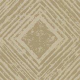 Prestigious Symmetry Burnished Gold Wallpaper - Product code: 1656/461
