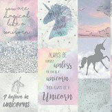 Arthouse Believe in Unicorns Multi Wallpaper