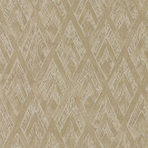 Prestigious Facet Burnished Gold Wallpaper - Product code: 1657/461