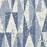 The Paper Partnership Bosham Dark Blue Wallpaper - Product code: WP0130301