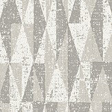 The Paper Partnership Bosham Warm Grey Wallpaper