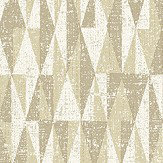 The Paper Partnership Bosham Cream Wallpaper