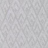 Prestigious Facet Silver Shadow Wallpaper - Product code: 1657/964
