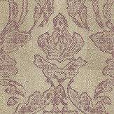 The Paper Partnership Vita Butterscotch Berry Wallpaper - Product code: WP0130503