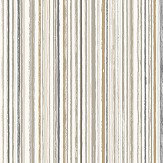 The Paper Partnership Milne Stripe Zebra Wallpaper